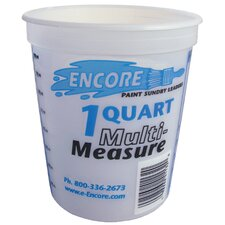 10-Qt. Multi-Measure Container