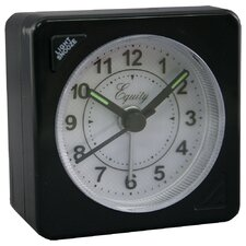 <strong>Equity</strong> Travell Alarm Clock