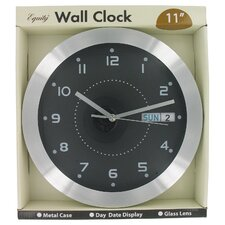 "<strong>Equity</strong> 11"" Wall Clock"