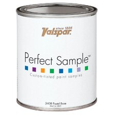 1 Pint Clear Base Perfect Sample™ Custom-Tinted Paint Samples
