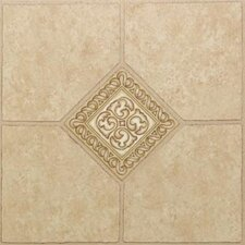 "<strong>Home Dynamix</strong> 12"" x 12"" Vinyl Tiles in Madison Stone"