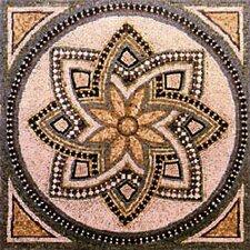 "12"" x 12"" Vinyl Tile in Roman Classic"