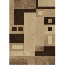 Moda Beige/Brown Rug