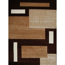 <strong>Home Dynamix</strong> Sumatra Brown Cubes Rug
