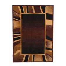 Premium Brown Area Rug