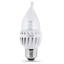 7W 120-Volt (3000K) LED Light Bulb
