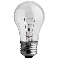40W 130-Volt Incandescent Light Bulb (Pack of 4)