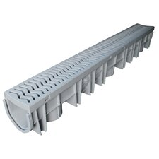 "39.5"" Channel with Grate"
