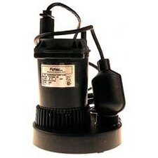 1/3 HP Automatic Submersible Sump Pump