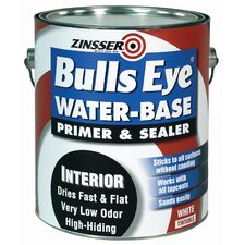 Bulls Eye 1-2-3® Interior Water Base Primer & Sealer 02241
