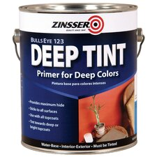 Deep Tint Bulls Eye 1-2-3® Water Base Primer Sealer 02031