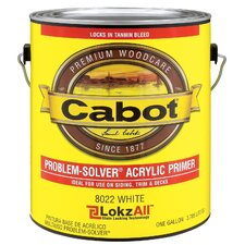 <strong>CabotStain</strong> 1 Gallon White Problem-Solver® Acrylic Primer