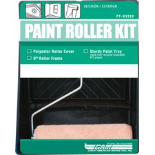 3 Piece Paint Roller Kit PT03329