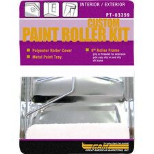3 Piece Paint Roller Kit PT03359
