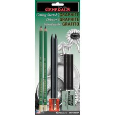 Getting Started 10-Piece Graphite Set