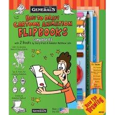 How To Draw Cartoon Flipbooks Kit