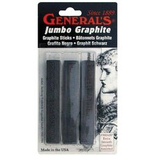 Jumbo Graphite Stick (Set of 13)