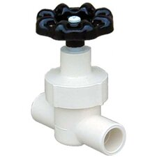 Universal Straight Supply Valve