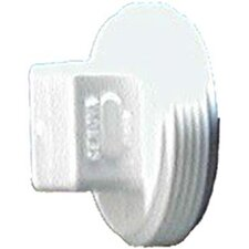 Sch. 40 PVC-DWV Threaded Plugs