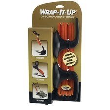 Wrap-It-Up On-Board Cord Storage