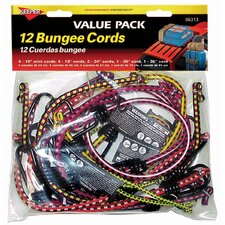 <strong>Hampton Products International</strong> Multi Pack Bungee Cord
