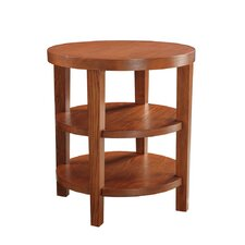 Merge End Table
