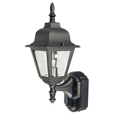 <strong>Heathco</strong> 1 Light Motion Activated Decorative Lantern
