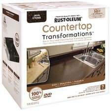 Java Stone Finish Countertop Transformation Refinishing System 258283
