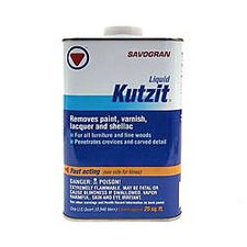 1 Quart Kutzit® Paint & Varnish Remover 01112