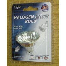 20W 20-Volt Halogen Light Bulb