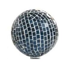 "10"" Mosaic Glass Gazing Globe"