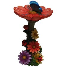 Flower Decorative Bird Feeder