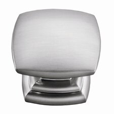 "Euro Contemporary 1.5"" Square Knob"