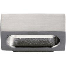 "<strong>HickoryHardware</strong> Greenwich 0.56"" Recessed Pull"