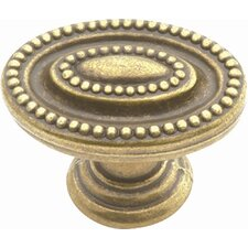 "Manor House 0.88"" Round Knob"