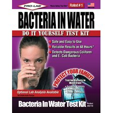 Bacteria In Water Test Kit BA110