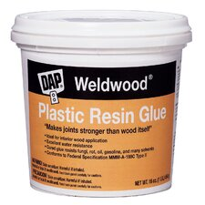 1 Lb Weldwood® Plastic Resin Glue 00203