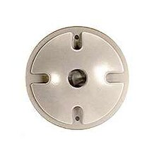 "4"" Single Outlet Weatherproof Round Lampholder"