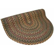 Pioneer Valley II Autumn Wheat Round Rug