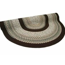 Beantown Baked Beans Brown Multi Round Rug