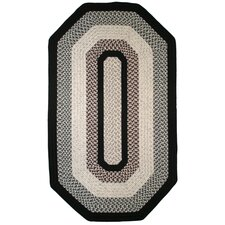 Green Mountain Onyx Granite Multi Elongated Octagon Rug