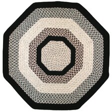 Green Mountain Onyx Granite Multi Octagon Rug