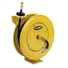 EZ-Coil Heavy Duty Safety Hose Reel w/ Hose