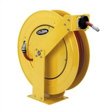 EZ-Coil Supreme Duty Truck Mount Safety Hose Reel w/Hose
