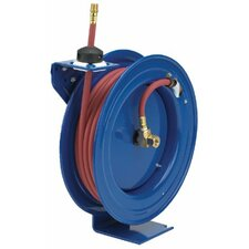 "Performance Hose Reels - performance hose reel 1/2"" id l.p. 25' hose"