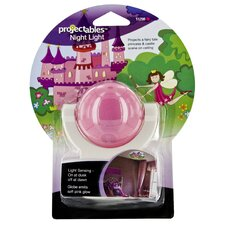 LED Projectables Fairy Princess Night Light