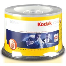 Kodak 80 Minutes Spindle (Pack of 50)