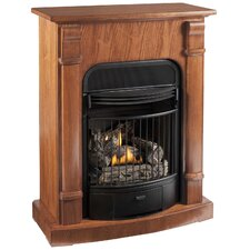 Windsor Four-in-One Dual Fuel Vent Free Gas Fireplace