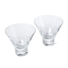Aarne 2 Oz. Cocktail Glasses (Set of 2)