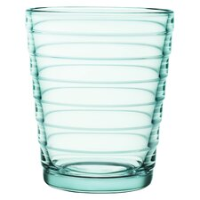 Aino Aalto 7.75 Oz. Tumblers Water Green (Set of 2)